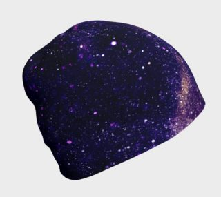 Ultra violet purple abstract galaxy preview
