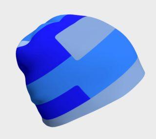 Blue Beanie Hat preview