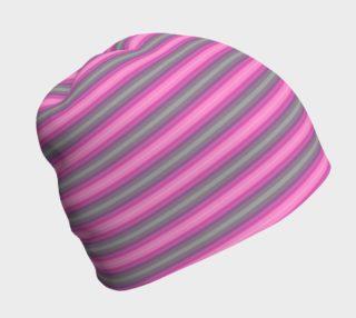 PG Striped Beanie preview
