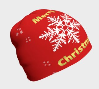 Merry Christmas Beanie preview