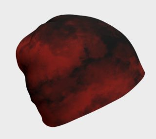 Red Galaxy Beanie preview