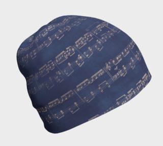 Aperçu de Bohemian Rag In Blue - Beanie