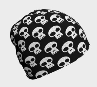Skulls on Black preview
