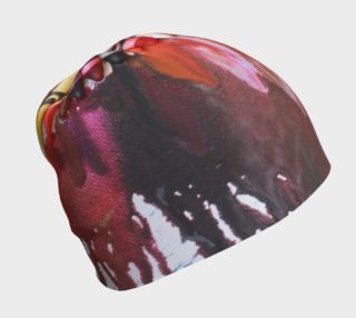 Aperçu de Melted Crayon on Canvas