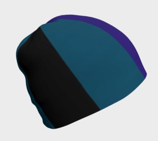 Turquoise purple and black preview