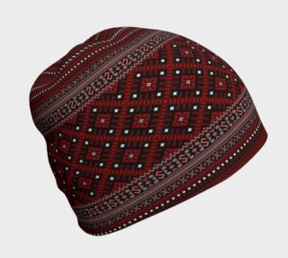 Westland | DarkRed Beanie preview
