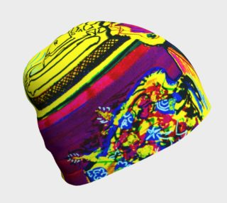 Vacation Time Fashion Beanie preview