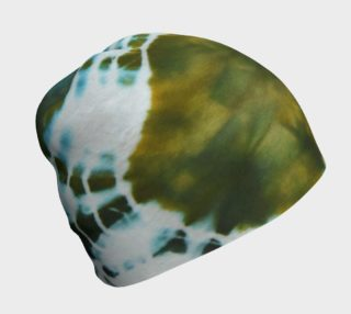 Green Geode Beanie preview