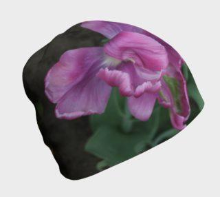 Purple Tulip Beanie preview