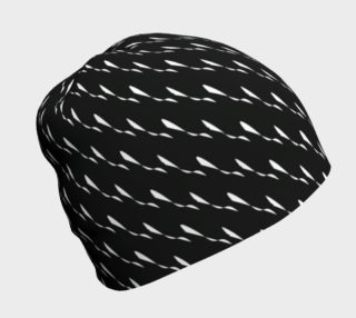 WOB Squiggles Beanie preview