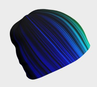 Color Striped Beanie preview