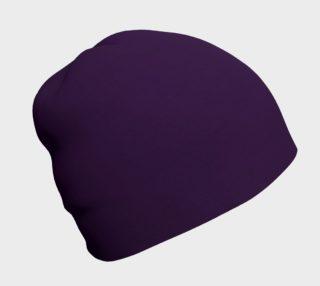Purple Beanie preview