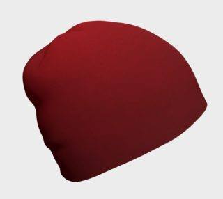 Red Beanie preview