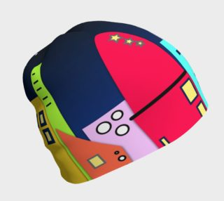 Space City Beanie preview