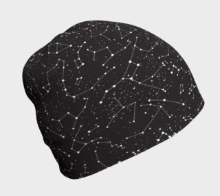 Space Beanie Constellation preview