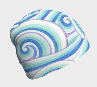 Aperçu de Auspicious Blue Waves