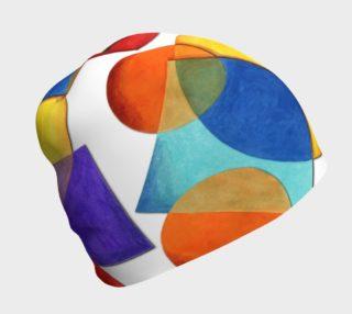 Aperçu de Candy Rainbow Geometric