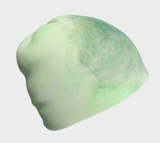 Green Dimension Flower Beanie preview