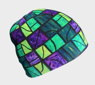 Purple Green Mosaic   preview