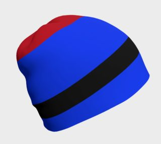 Matt's tiger stripe hat preview
