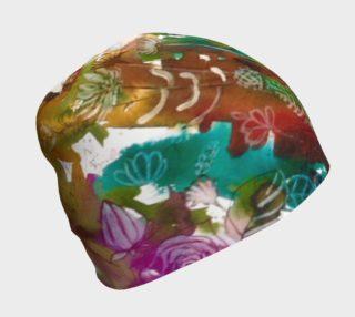 Autumn Feast beanie hat preview