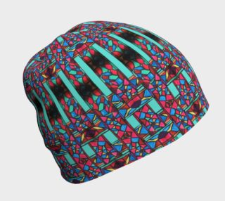 Metropolitan Stained Glass Beanie preview