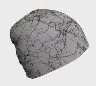 Scribble beanie preview