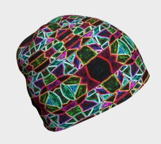 Antioch Stained Glass Beanie  preview