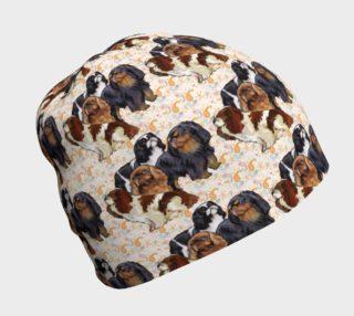 Toy Spaniel Beanie Hat preview