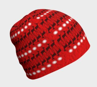 Exclusive Christmas Beanie preview