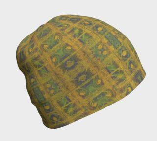 Golden-yellow & green tartan preview
