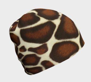 Giraffe Spots Beanie preview