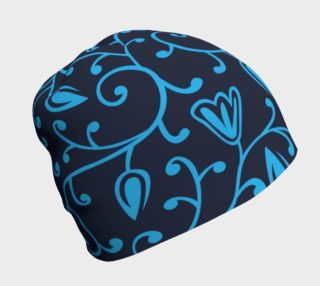 Blue on Blue Beanie preview