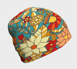 Flower Delight Beanie preview