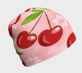 Aperçu de Cherry Beanie