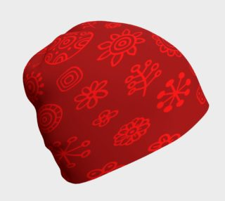 Red on Red Beanie preview