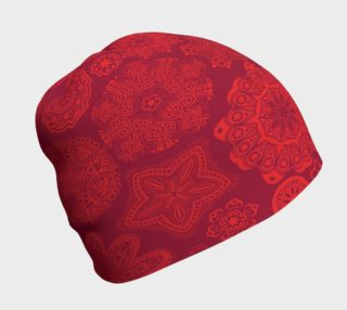 Aperçu de Riot of Red Beanie