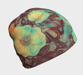 beanie flowers preview