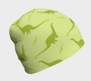 Aperçu de Lime Brontosaurus Beanie