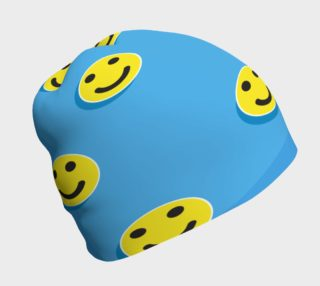 Smiley Faces Beanie preview