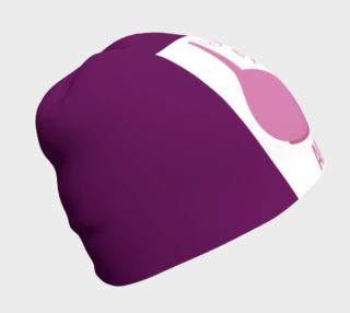 Aperçu de Breast Cancer Awareness Beanie