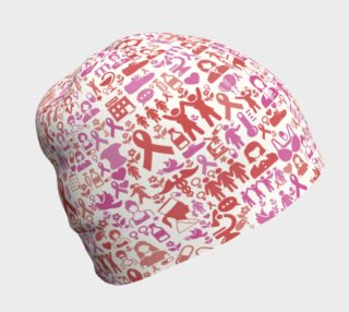 Aperçu de Breast Cancer Images Beanie