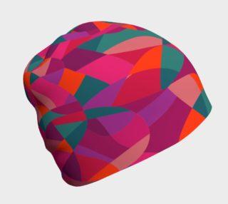 Aperçu de Another Bold Geometric Beanie