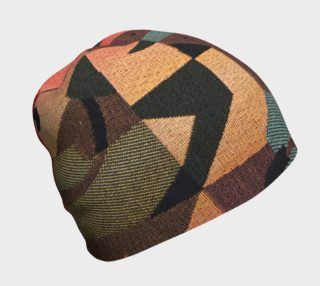 Modern Tapestry Beanie preview