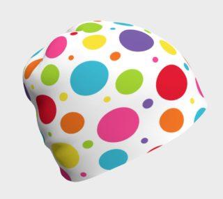 Rainbow Dots Beanie 2 preview