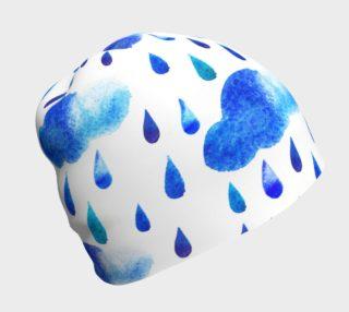 Aperçu de Raindrops Keep Falling On My Head Beanie