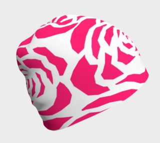 Arts and Crafts Roses Beanie preview