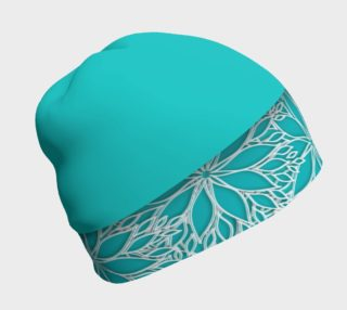 Blue Lace Beanie preview