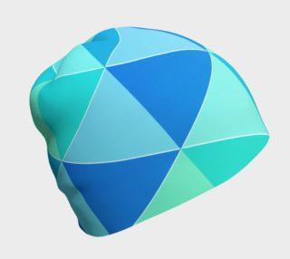 Aperçu de Way Cool Triangle Beanie