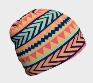 The Stripes Have It Beanie preview